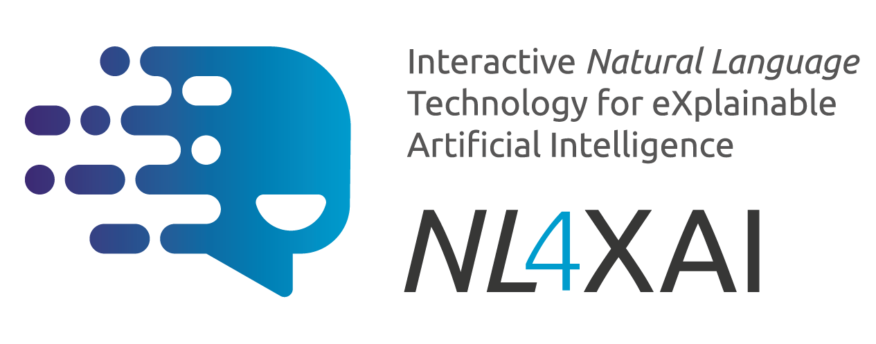 NL4XAI - Interactive Natural Language Technology for Explainable Artificial Intelligence